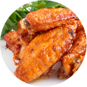 20. Chicken Wings (8)